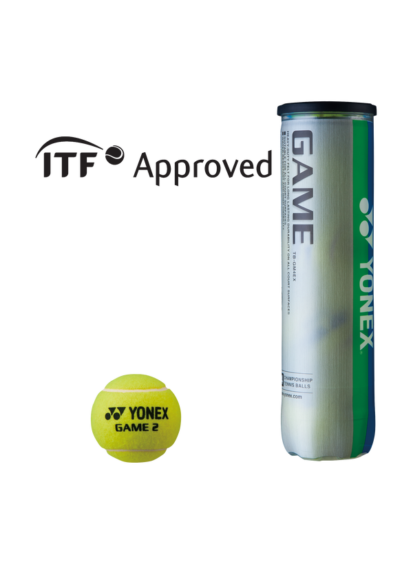 Game Tenis Topu 4 lü