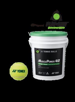 Muscle Power 40 Tenis Topu