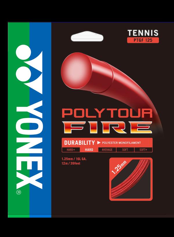 Poly Tour Fire 125
