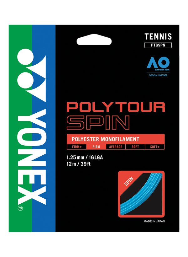 Poly Tour Spin 125